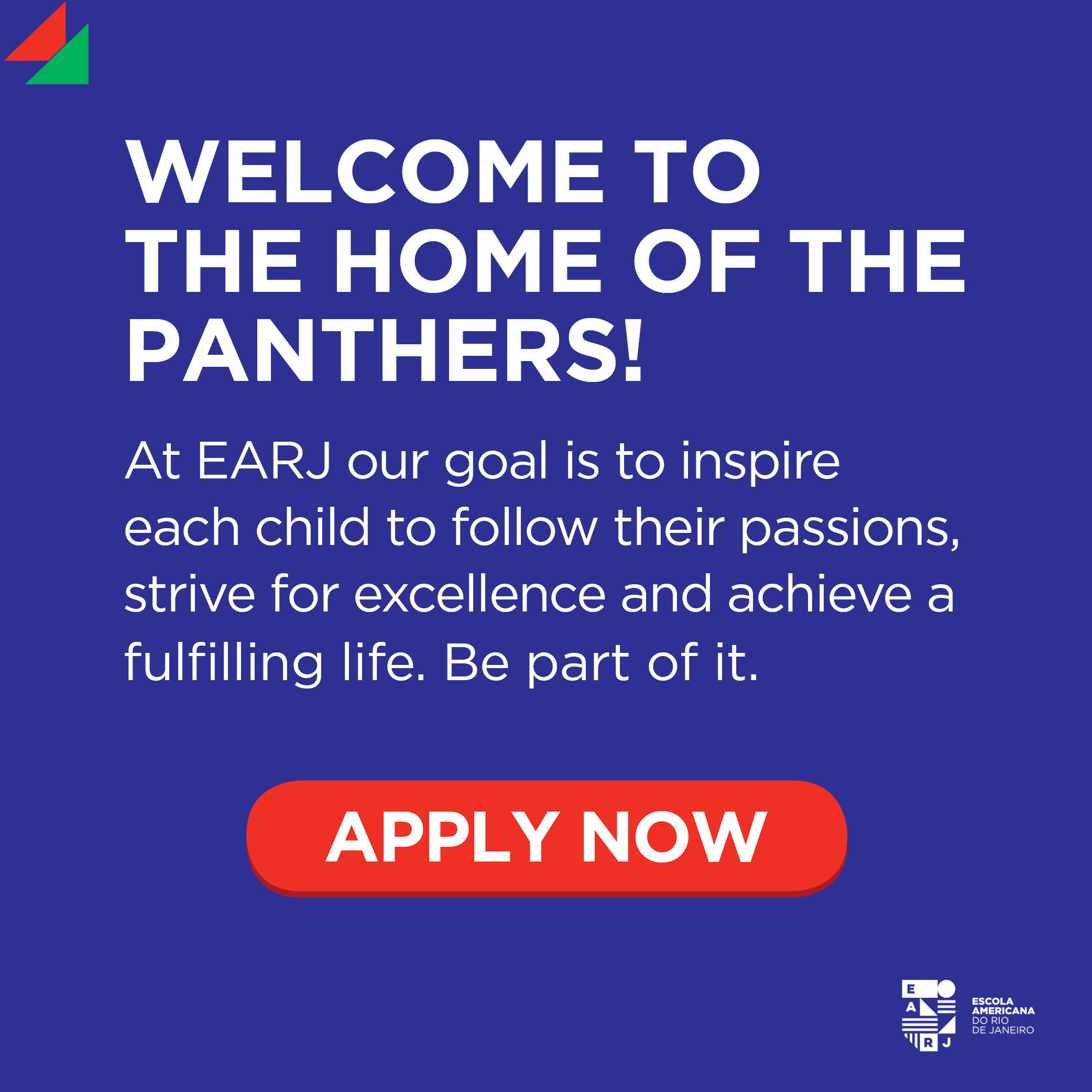 Welcome to the Home of the Panthers! Click and apply now.